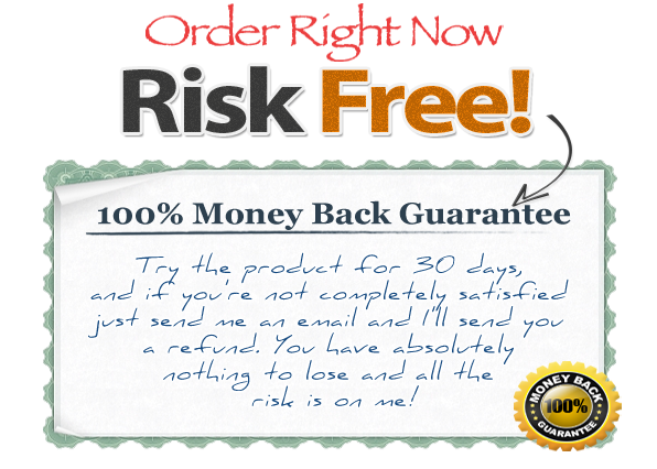 white label plr video risk free guarantee