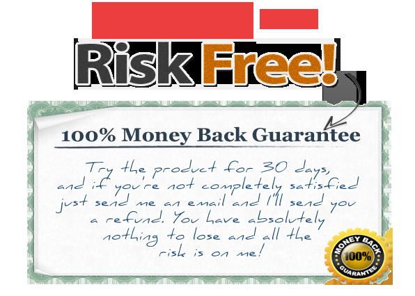 white label plr video risk free guarantee